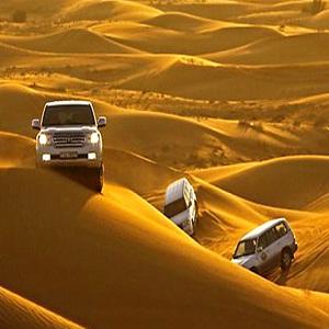 Desert Safari Tours